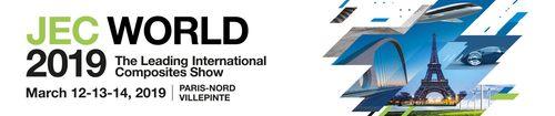 Salon Jec World à Paris du 12 au 14 mars 2019